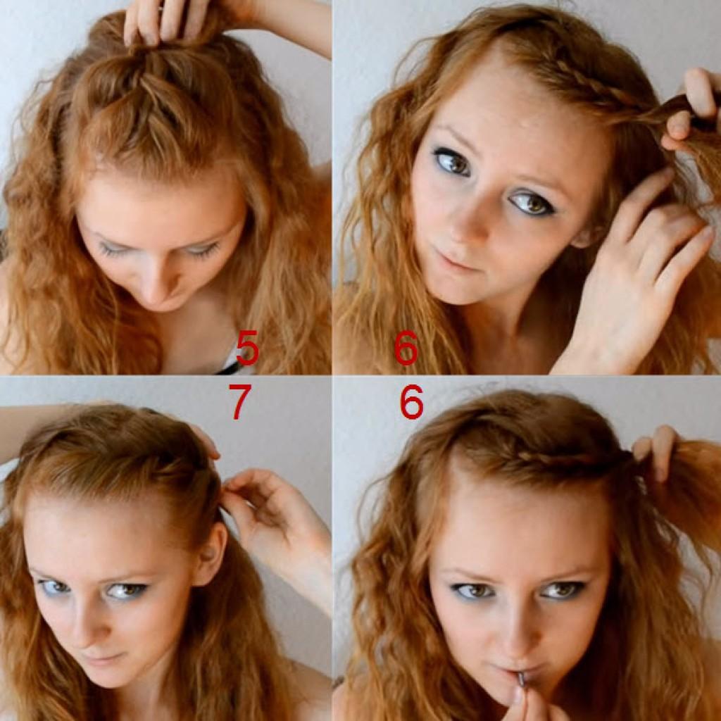 «Овальная форма лица» Подбираем стрижки и макияж 6