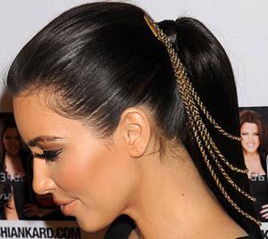 как сделать красивый хвост из волос на голове