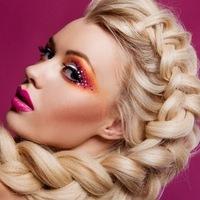 объемная коса на длинные волосы фото