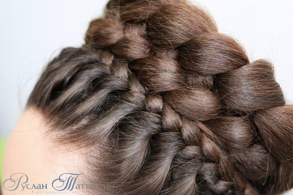 корона из волос