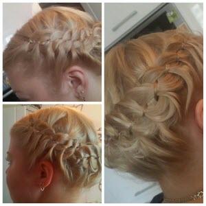 как заплести косу из 4 прядей