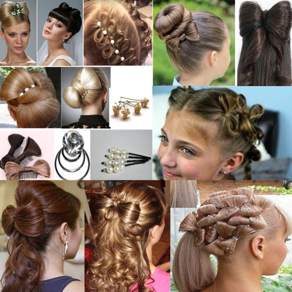 Причёски девочкам на длинные волосы на выпускной в детском саду фото