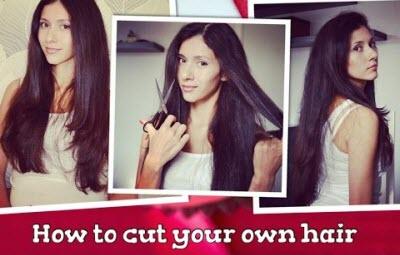 Обсудим как подстричь кончики самой себе на вьющиеся волосы лесенкой в стрижке  каскад дома